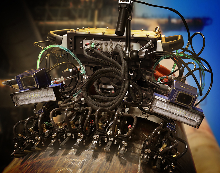 TOKA Flex from Gecko Robotics