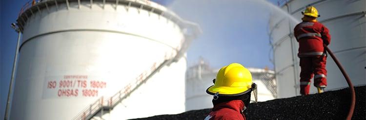 Oil Spill Clean Up Gecko Robotics Blog Image